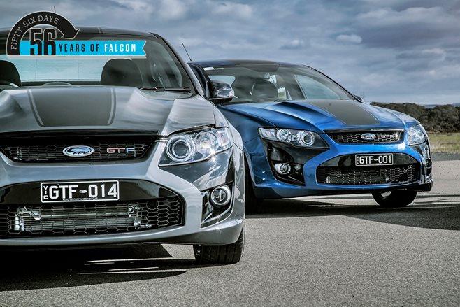 2014 FPV GTF 351 review