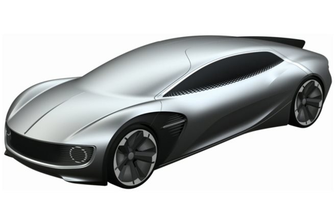 Volkswagen Electric sports car