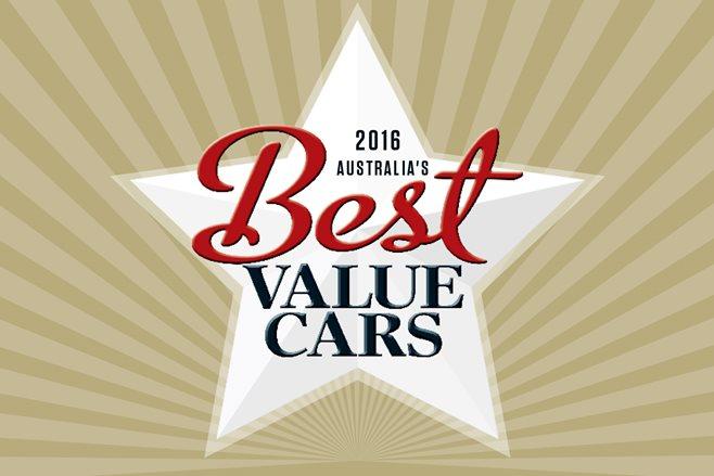 Australia's Best Value Cars 2016