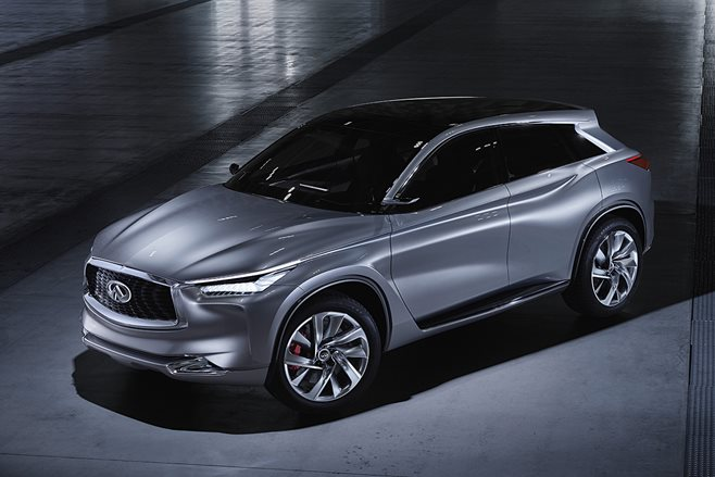 2018 infiniti sports car. wonderful car infiniti is confident that its upcoming mediumsized luxury suv based on  the qx sport inspiration concept will become lynchpin which it build  on 2018 infiniti sports car