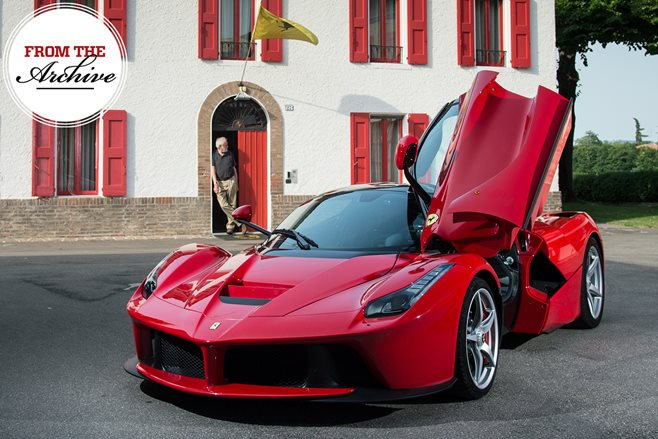 2014 Ferrari LaFerrari with Peter Robinson