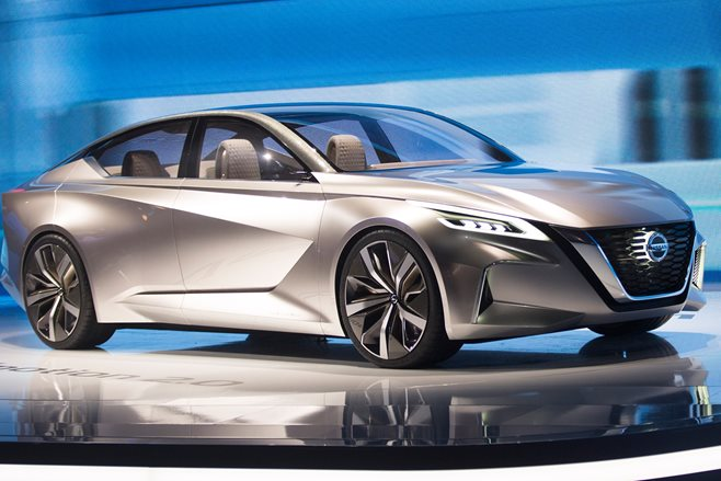 Nissan Vmotion 2 concept