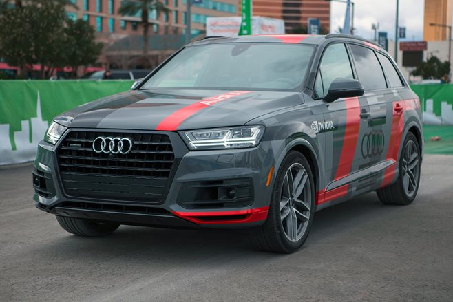 Audi SUV Artificial Intelligence