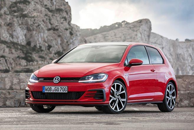 2017 Volkswagen Golf Reinvents The Base Model Hatch Wheels