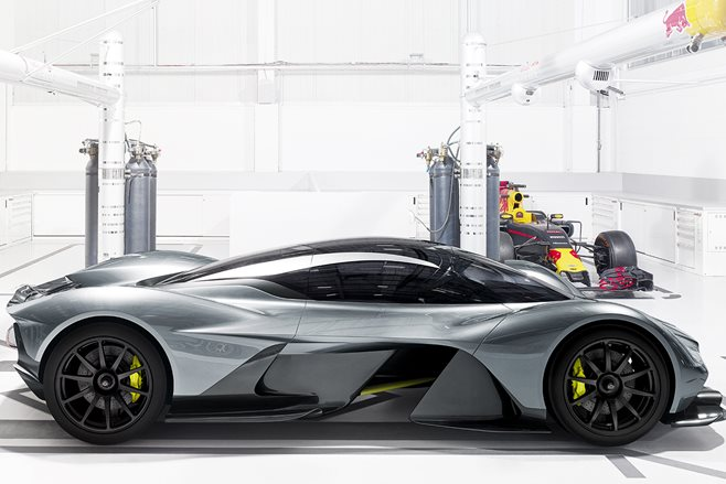 Aston Martin Red Bull 001 AM-RB001 Racecar