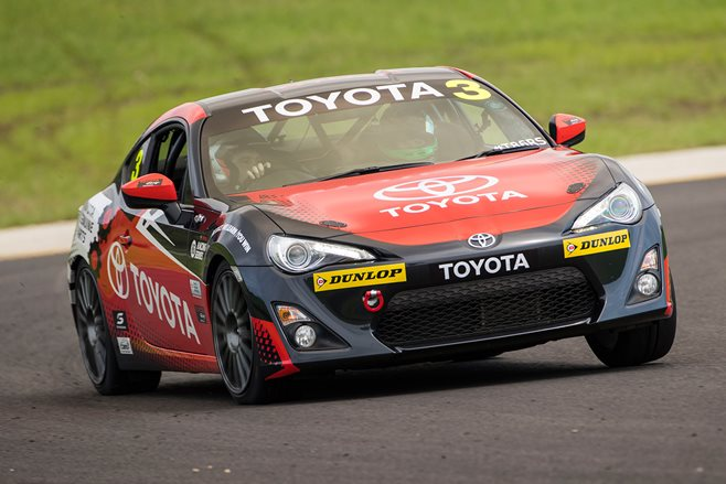 2017 Toyota 86 Racing Series review