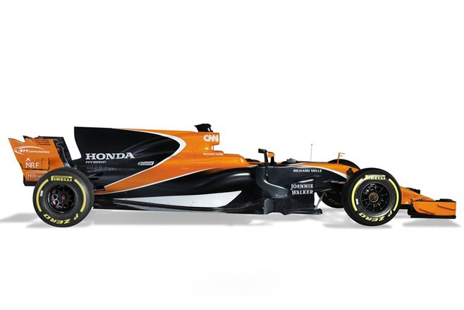 The evolution of McLaren in Formula 1