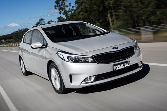 2016 Kia Cerato review
