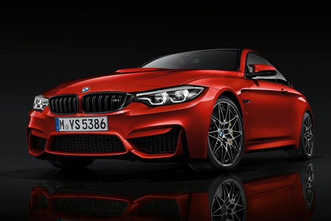 BMW adds a dash of purity to M3, M4