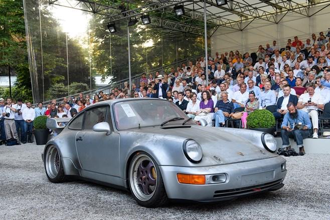 1993 Porsche 911 RSR At Villa Erba Web Nw