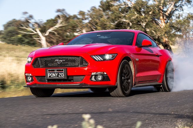 Ford Mustang sales hit new heights as Australia becomes top market outside USA