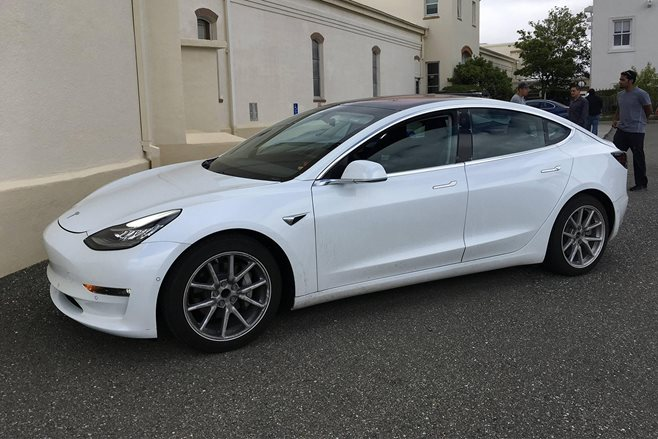 2018 tesla. simple tesla 2018 tesla model 3 interior spied throughout tesla