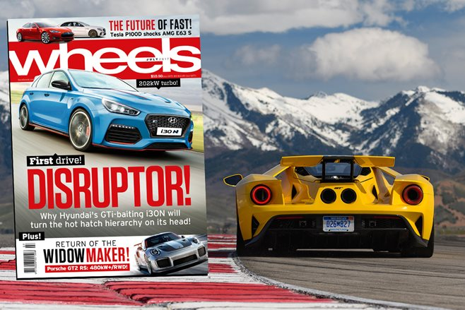 Inside Wheels July 2017, ON SALE NOW!