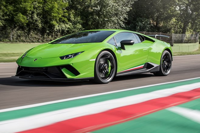 2017 Lamborghini Huracan Performante Air Craft