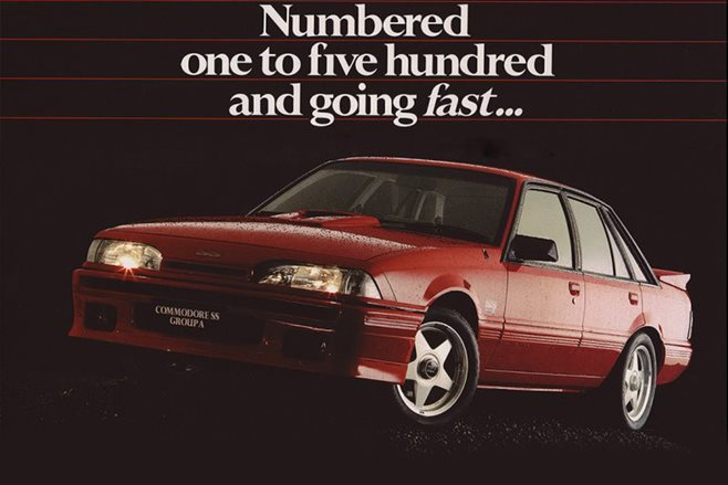 POLL: Which Holden Commodore SS was the best?