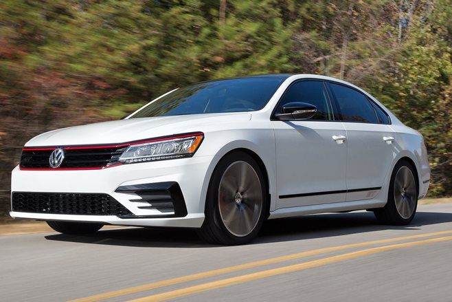 2018 Volkswagen Passat GT set to get 3.6-litre V6 power