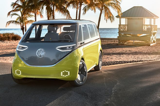 Volkswagen to reveal production plans for ID Buzz at Pebble Beach