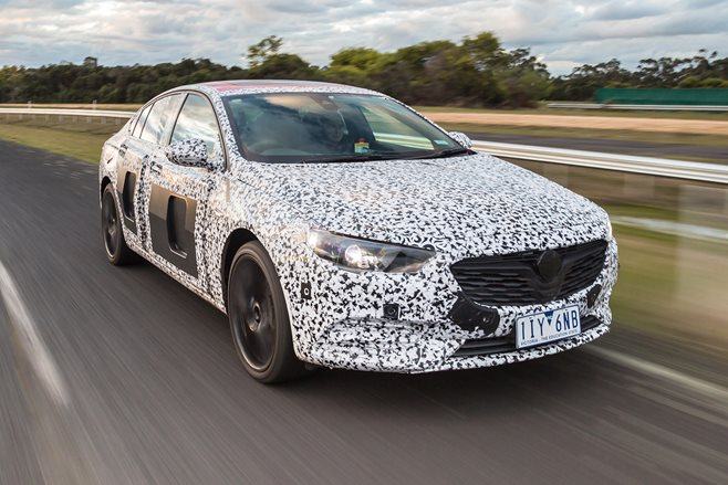 2018 Holden ZB Commodore V6 AWD review