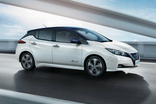 2018 Nissan Leaf revealed, 400km range as standard