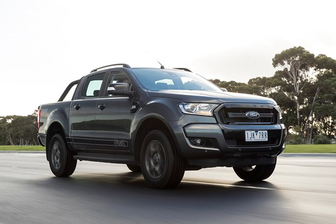VFACTS: Trade ute wars push Ranger to top-selling spot in September