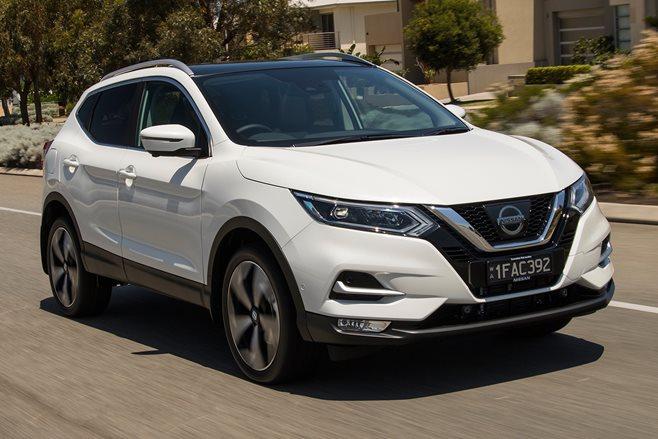2018 Nissan Qashqai Review Wheels