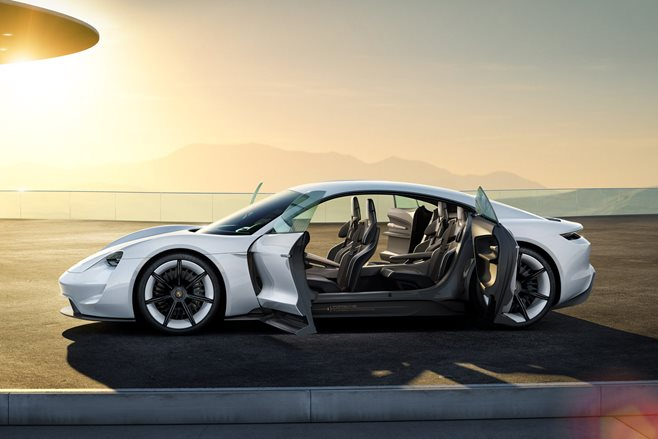 Porsche claims its cars will be the last sold with steering wheels