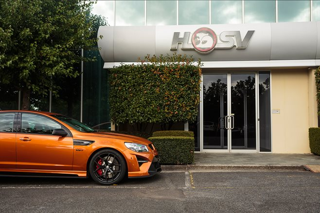 HSV shifts focus to modification of imported vehicles