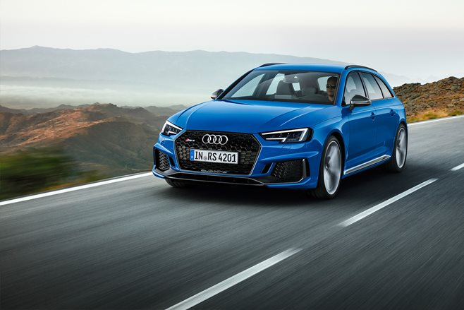 Audi RS Avant First Drive Review Wheels - Audi rs4