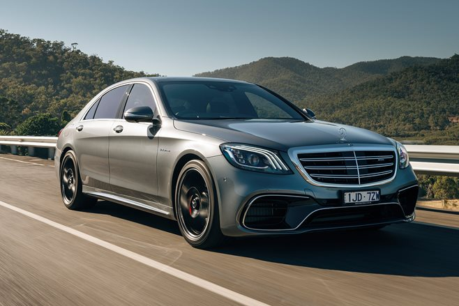 2018 Mercedes-AMG S63 L review