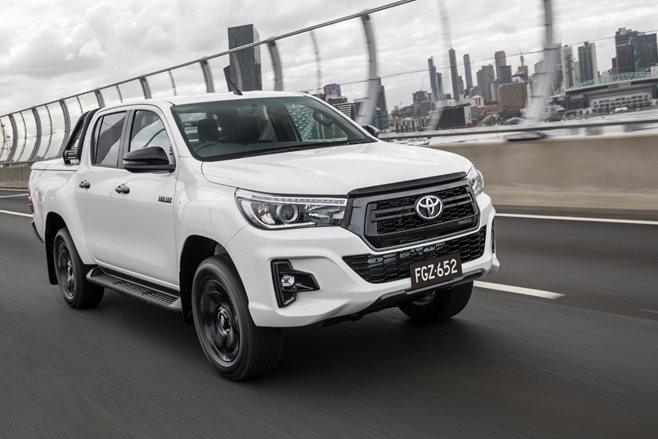 2018 toyota hilux rogue rugged and rugged x review wheels. Black Bedroom Furniture Sets. Home Design Ideas