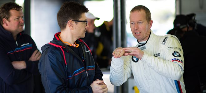 BMW at Bathurst: Steven Richards interview