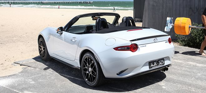 2016 Mazda MX 5 long term review p2 cover