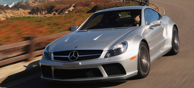 2009 Mercedes Benz SL65 AMG Black Series review classic motor feature