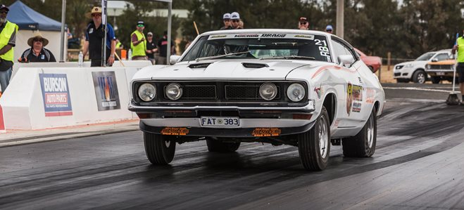 XB Falcon coupe turbo wide