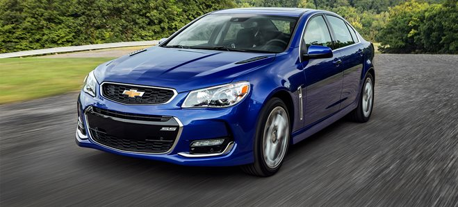 Order books close on Holden's US export Commodore