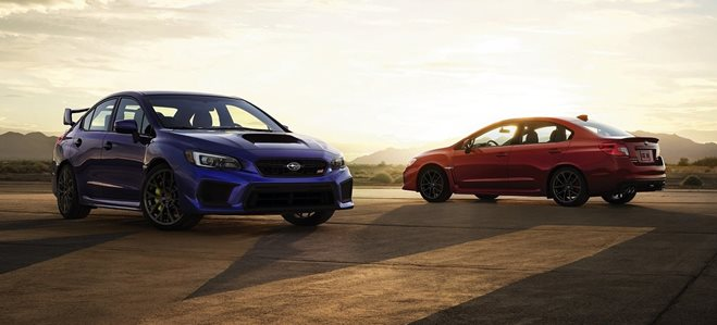Subaru WRX could get electrified boost