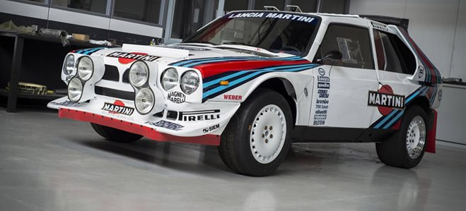 A celebration of Group B's gobsmacking cars