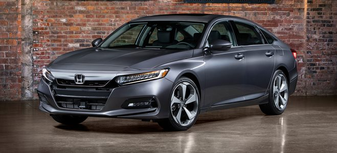 Honda Accord to make premium comeback