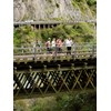 walking the Manawatu Gorge