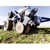 Allen TD3500 air seeder drill front cutting discs