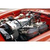 Harrington Sunbeam Alpine engine