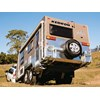 Kedron Caravans Cross Country XC3 going off road