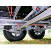 Evernew Caravans E100 suspension