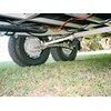 wheel suspension Lotus Caravans Freelander