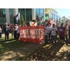 TWU protest march3