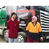 DOW speaks to two trucks drivers from Stephesnon Transport Ltd to know more about life on thre road
