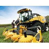Cutting-edge technology from the New Holland FR780 forage cruiser