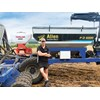 Pasture care: RDS Artemis drill control system