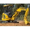 Good things come in small packages with the PC30MR mini excavator