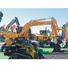 The Porter Equipment stand was a hive of activity across all three days